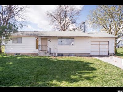 Nibley Single Family Home For Sale: 2250 W 6550 N