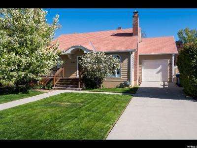Salt Lake City UT Single Family Home For Sale: $648,000