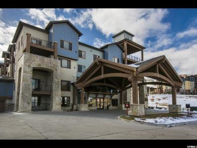 Park City Condo For Sale: 2669 Canyons Resort Dr #302AB