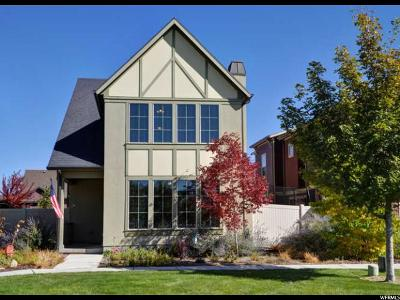 South Jordan Single Family Home For Sale: 10572 S Ozarks Dr