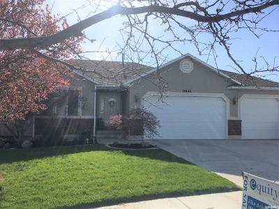 Herriman Single Family Home For Sale: 13846 S Sunsprite Ct