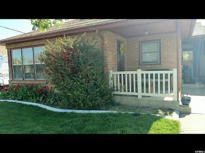 Utah County Single Family Home For Sale: 740 N 100 W