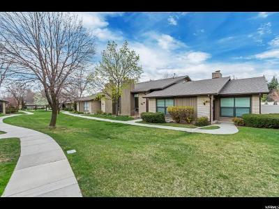 Salt Lake County Condo For Sale: 1716 E 6450 S
