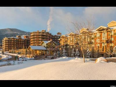 Park City Condo For Sale: 3000 Canyons Resort Dr #3616