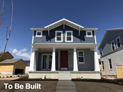 South Jordan Single Family Home For Sale: 11357 S Willow Walk W #385