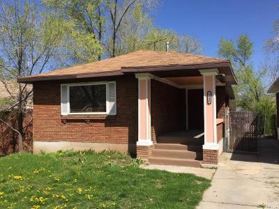 Ogden Single Family Home For Sale: 1046 E 28th S