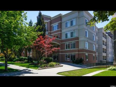 Salt Lake City Condo For Sale: 838 E South Temple S #309