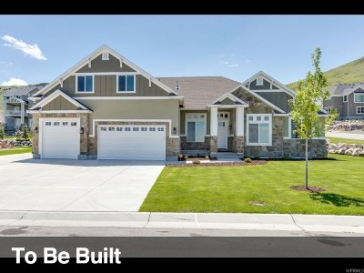 South Jordan Single Family Home For Sale: 1034 W River Pass Ln S