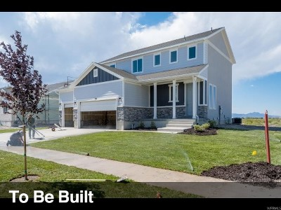 Herriman Single Family Home For Sale: 13032 S Acklins Dr W #46