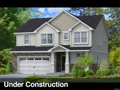 West Jordan Single Family Home For Sale: 7873 S Grantown Ct W #21