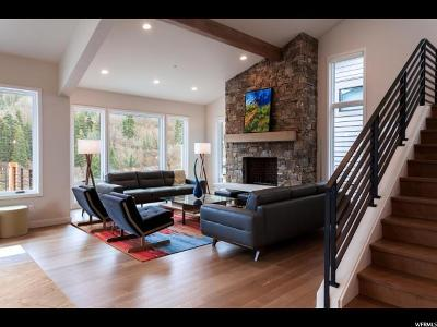 Park City Single Family Home For Sale: 162 Ridge Ave