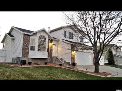 Salt Lake City Single Family Home For Sale: 5740 S Trowbridge Way W