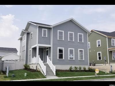 South Jordan Single Family Home For Sale: 11436 S Stream Park Dr W #107