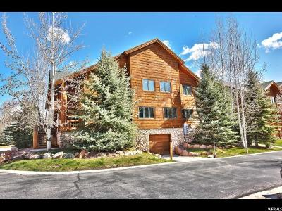 Park City Condo For Sale: 3988 N Timber Wolf Ln #10C