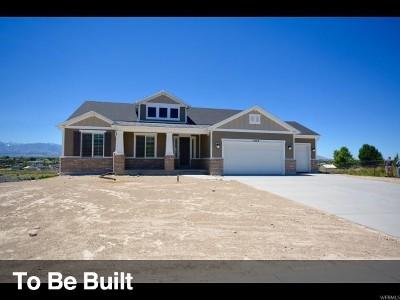 Draper Single Family Home For Sale: 783 W Dorothy Vista Dr S #122