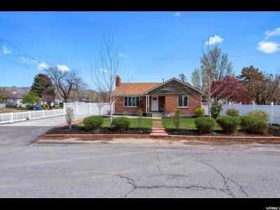 Salt Lake City Single Family Home For Sale: 1782 E 3170 S