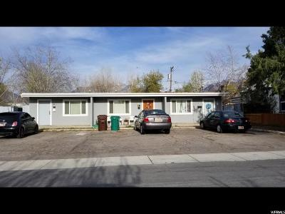 Sandy Multi Family Home For Sale: 8833 S 360 St E