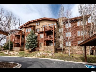 Park City Condo For Sale: 6785 N 2200 W #A-104