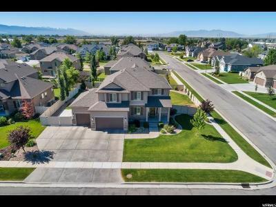 Layton UT Single Family Home For Sale: $470,000