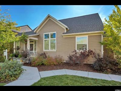 South Jordan Single Family Home For Sale: 11546 S Oakmond Rd W