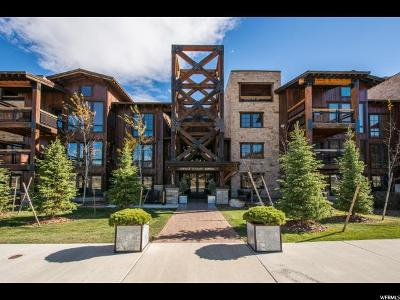 Park City Condo For Sale: 2800 Deer Valley Dr #6222