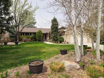 Salt Lake City Single Family Home For Sale: 2340 S 2300 E