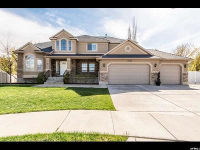 Riverton Single Family Home For Sale: 12984 S Harvest Field Cir