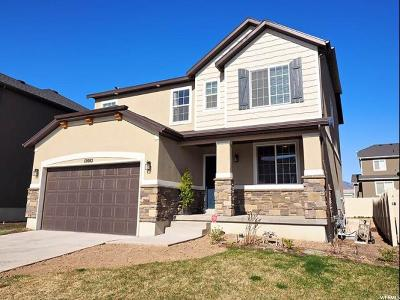 Herriman Single Family Home For Sale: 12082 S Broken Arch Ln W