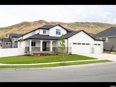 Herriman Single Family Home For Sale: 14611 S Bonnie Jean Ln W #35