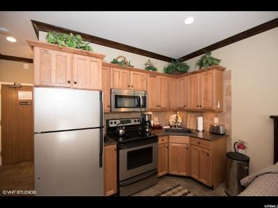 Park City Condo For Sale: 2245 Sidewinder Dr #508