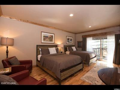 Park City Condo For Sale: 2325 Sidewinder Dr #823