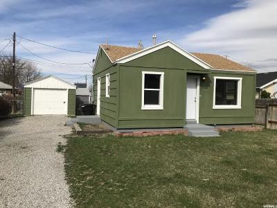 Murray Single Family Home For Sale: 5162 S 600 E