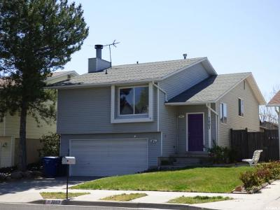 West Valley City Single Family Home For Sale: 3003 W Roxborough Park St S