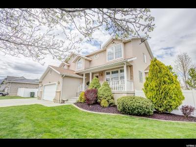 West Jordan Single Family Home For Sale: 5226 W 8230 S