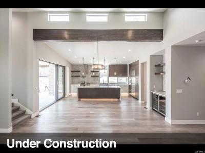 Salt Lake City Single Family Home For Sale: 2993 S Fisher Ln #7