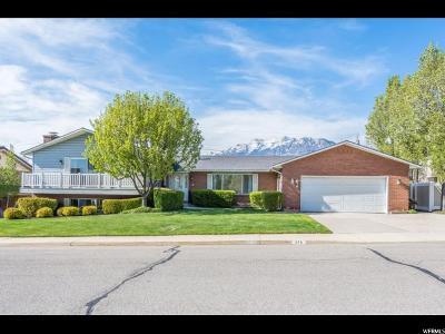 Provo Single Family Home For Sale: 879 E 2620 N