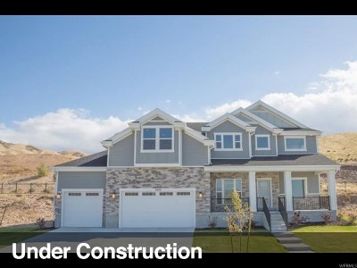 Spanish Fork Single Family Home For Sale: 2306 E Driftwood Dr
