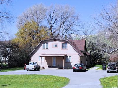 Hyrum Single Family Home For Sale: 165 N 800 E