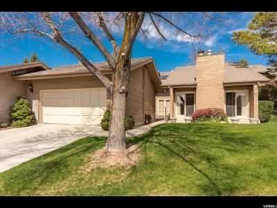 Salt Lake City Condo For Sale: 806 N Northpoint Dr E