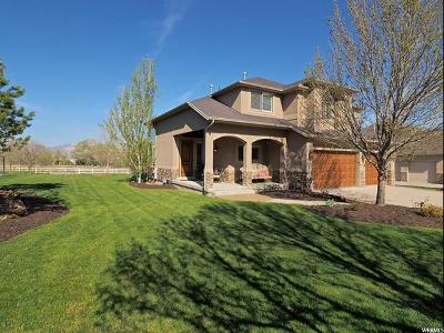 Draper Single Family Home For Sale: 13878 S Arrow Creek Dr