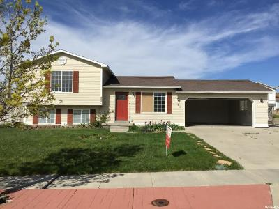 Tooele Single Family Home For Sale: 762 W 2 Oclock Dr