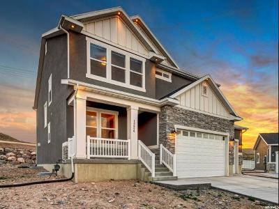Saratoga Springs Single Family Home For Sale: 1224 W Peak Pl