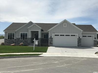 Riverton Single Family Home For Sale: 11858 S Verde View Cv W
