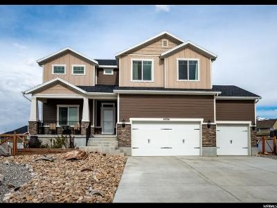 Stansbury Park Single Family Home For Sale: 6086 N Spring St