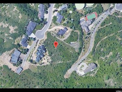 Salt Lake City Residential Lots & Land For Sale: 4621 S Jupiter Dr