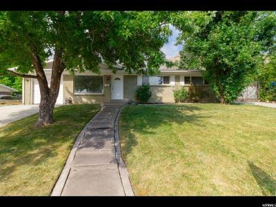 Pleasant Grove Single Family Home For Sale: 535 S 1300 E