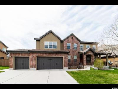 Lehi Single Family Home For Sale: 2051 W Whisper Wood Dr