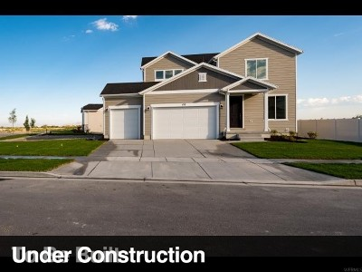 Lehi Single Family Home For Sale: 24 N 2500 W #102