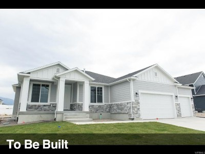 Spanish Fork Single Family Home For Sale: 1262 W 170 S #32
