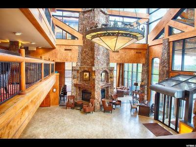 Park City Condo For Sale: 3000 Canyons Resort Dr #3-406
